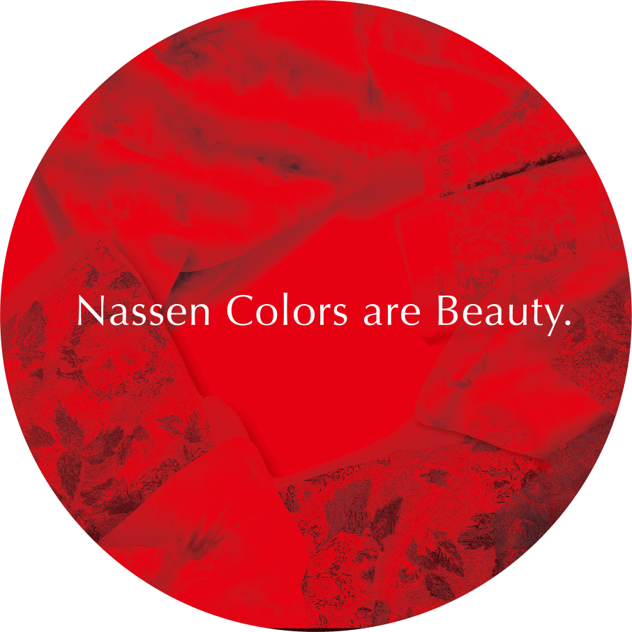 Nassen Colors are Beauty.